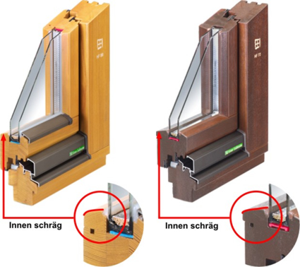 Holzfenster modern  Raumkonzept3